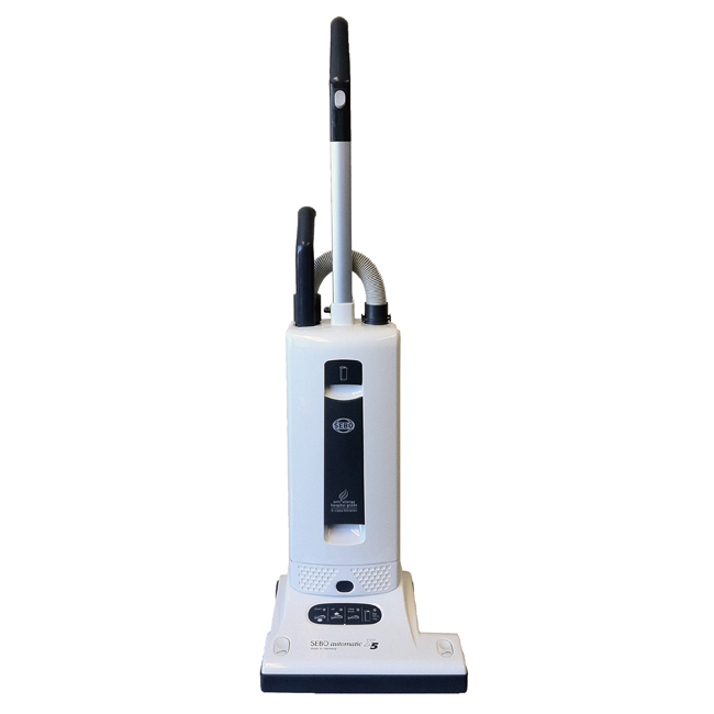 9580AM AUTOMATIC X5 White 72 - Vacuums