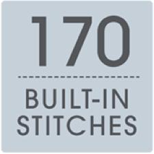 170 stitchicons - Janome Skyline S5