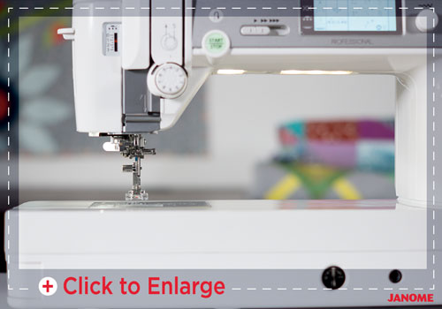 streamline design sm - Janome Memory Craft 6700P