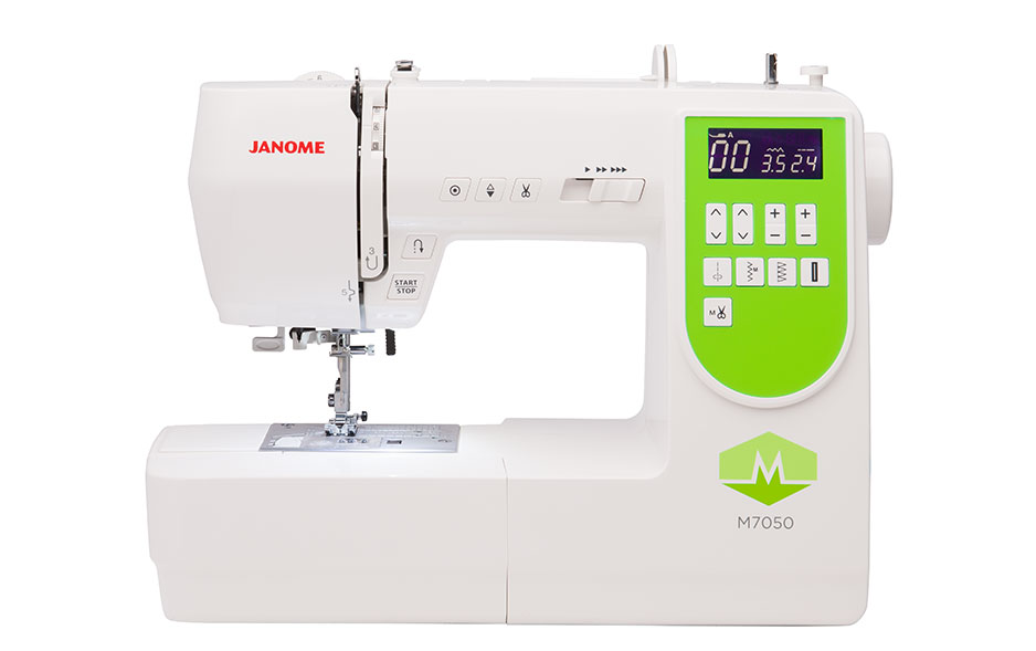 m7050 feature - Janome M7050