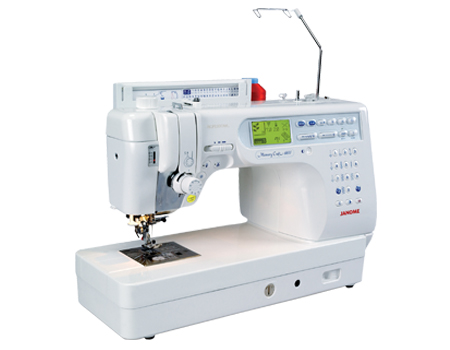 mc 6600p main - Janome Memory Craft 6600 Professional