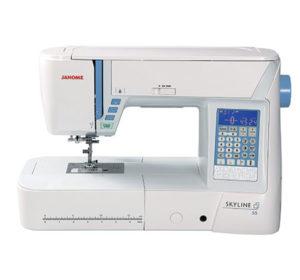 s5 main 300x280 - Janome Sewing Machines