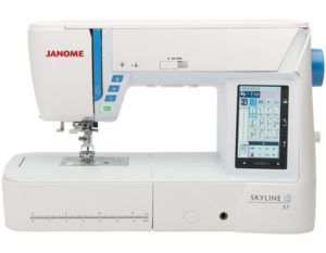 skyline s7 main 300x233 - Janome Skyline S7