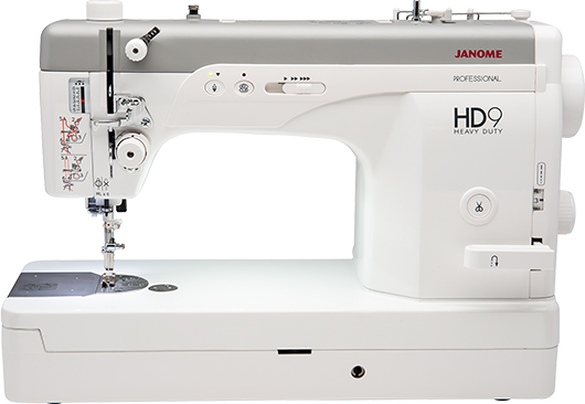 hd9 main - Janome HD9 Professional