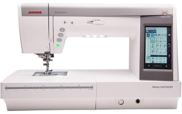 mc9450 feature 600x377 - Janome Horizon Memory Craft 9450
