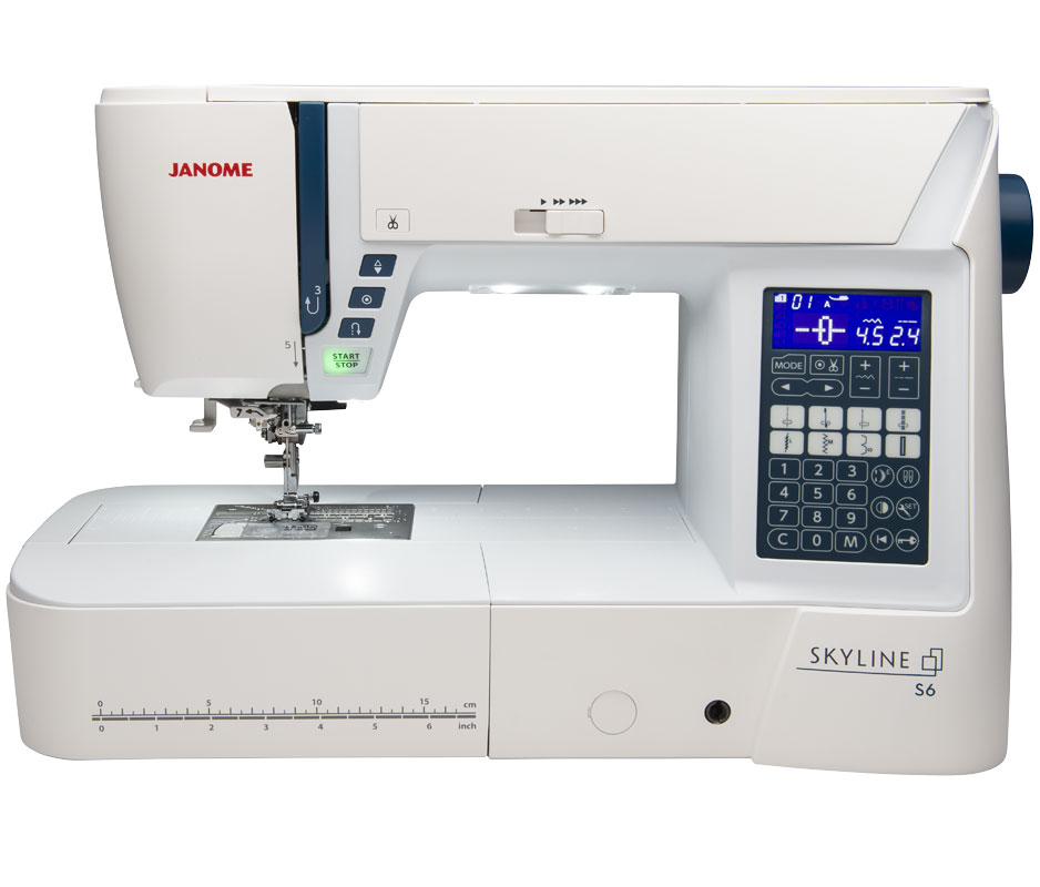 s6 feature image - Janome Skyline S6