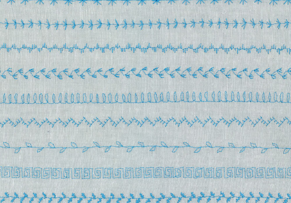 hand stitch lg - Janome Continental M7 Professional
