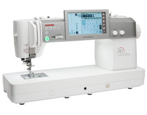 m7 beauty1 300x234 - Janome Continental M7 Professional