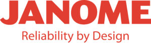 Red Janome Reliability 300x87 - Janome Sewing Machines